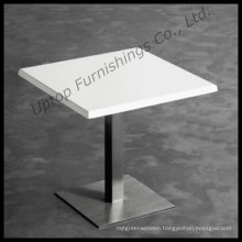 Corian Stone Square Restaurant Dining Table (SP-RT230)