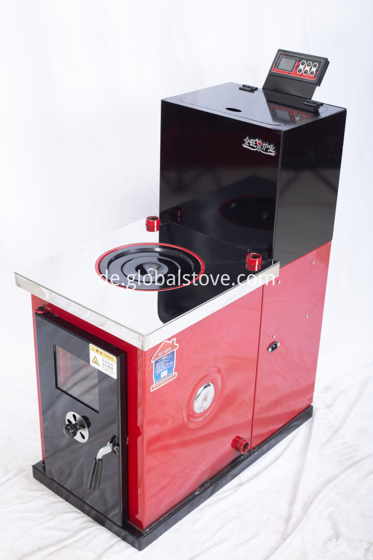 Miracle Coal Stove