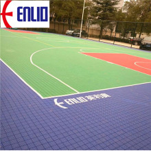 Outdoor Playground Floor Interlock Mat