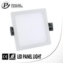 Popular Energy Saving 8W Ultra Narrow Edge Painel LED (quadrado)