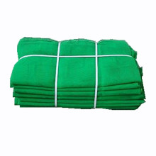 Outdoor Great Toughness Green Safety Building Knotness Net for Sale