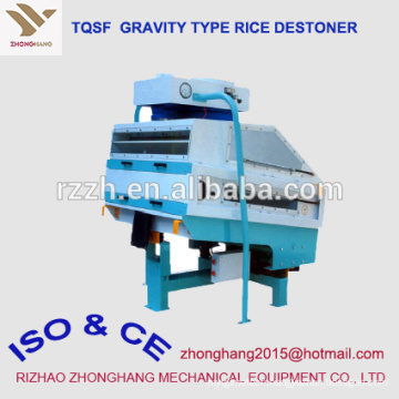 TQSF type rice destoner dquipment