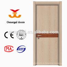 Pinte la puerta de la melamina del MDF del dormitorio interior libre