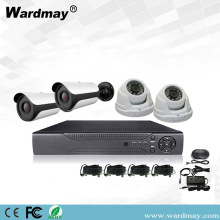 CCTV 4ch 2.0MP Sistem Keamanan HD DVR