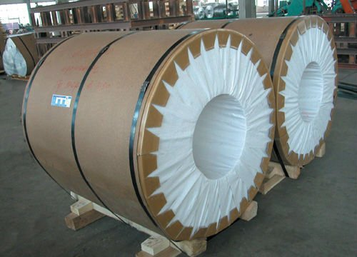 Aluminum Coil With PE Coated