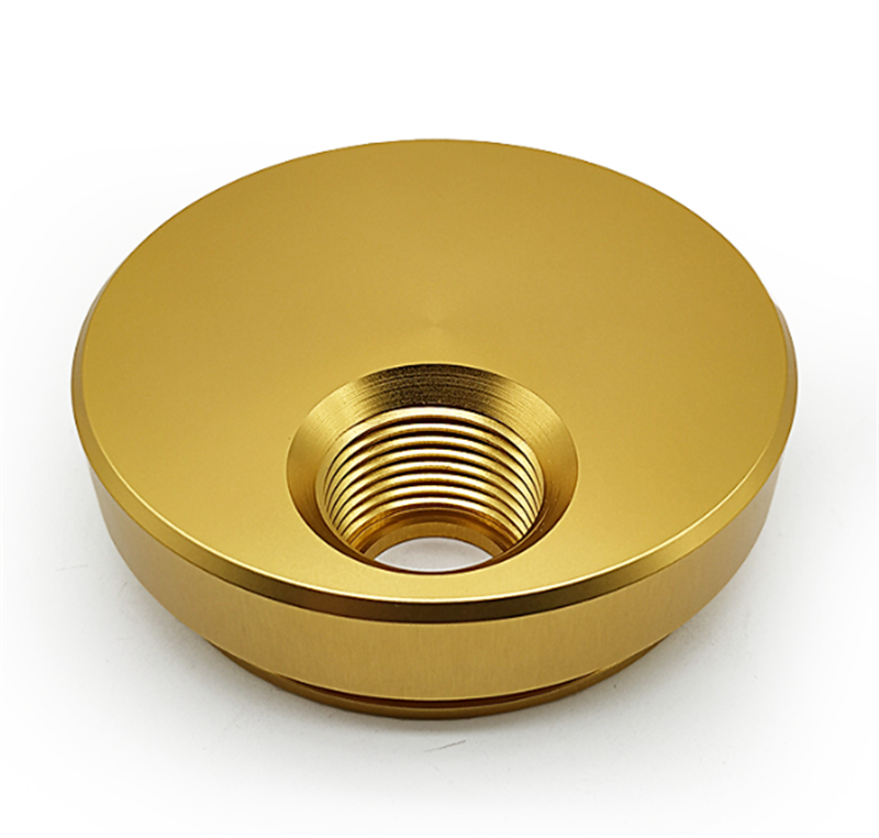 Machining Brass Parts