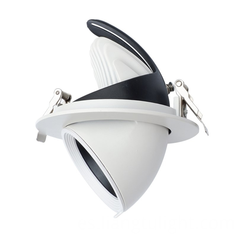 Cob Round Downlight