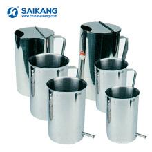 SKN041 Hospital Enema Medical Measuring Soak Forceps Bucket