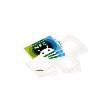 13.56mhz Passive Rfid NTAG213 NFC Label Sticker