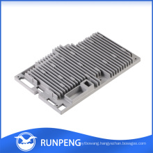 Power coating aluminum alloy die casting parts communication