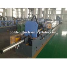 geschweißte Stahlrohrfertigung Produktionslinie
