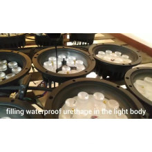 Water proof led down light landscape under ground