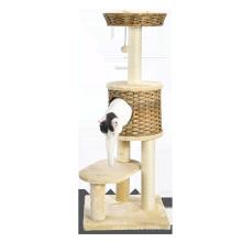 High Quality Large Wholesale Pet Cat Tree House Scratcher