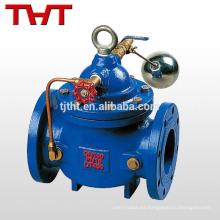 Válvula de extintor de bola superficial flotante automático 100X-16 de control remoto