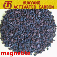 High proportion of magnetite/magnetite filter for water treatment