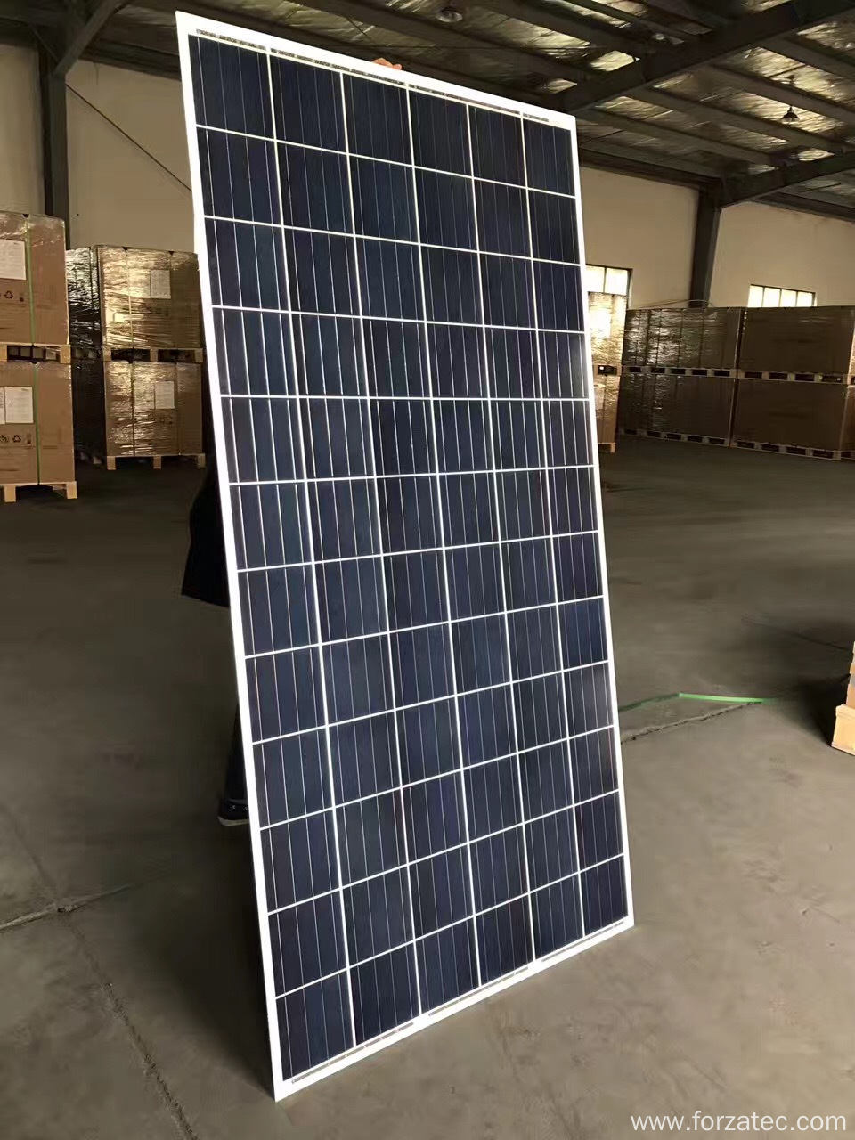 330Wp poly crystalline solar panel