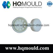 Casquillo del tirón plástico inyección molde tapa superior herramienta