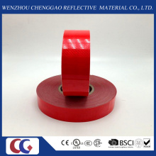 Solid Red Pet Diamond Grade Reflective Tape (C5700-OR)