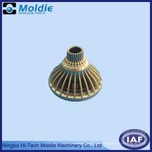 Montaje de la máquina Piezas de cabezal de rociado de fundición a presión