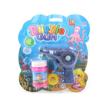 Plastic Friction Bubble Gun mit Licht (10221939)