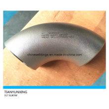 ASTM A403 Wp317 Seamless aço inoxidável tubo cotovelo