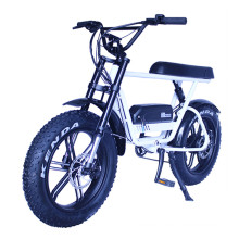 48v 750w 1000w Vintage Mountain Dirt Mtb Full Suspension Fat Tire Bicycle Ebike Electric Bike