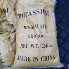 Binoxalato de potasio para la industria abrasiva