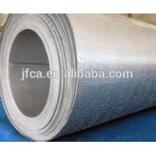 3003 bandes en aluminium minces estampées en stuc pour réfrigérateur