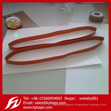 15*750mm PTFE Seamleass Endless Belts for Hot Sealing, Rotary Sealer Belts, Air Pouches Air Bag Sealling Machine, Air Pillow