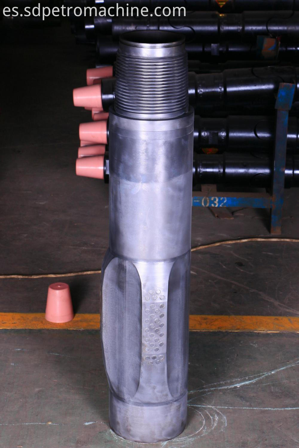Stabilizer For Screw Pump