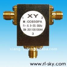 Circulateurs RF 16,8-18,0 GHz