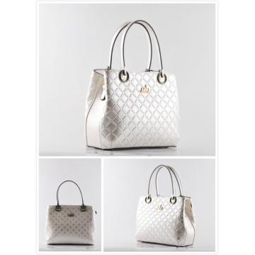 Blanco bolso de las señoras elegantes bolsa de color de la luz bolso de las señoras (ly060203)