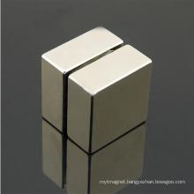 Block NdFeB Neodymium Magnet of Competitive Price