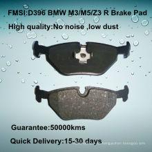 D396 OE Qualität Auto Scheibe 323/325/328 Bremsbelag
