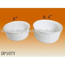 Atacado direto da fábrica 8 | 8.4 polegada rodada porcelana sobre placa