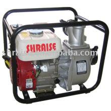 Pompe à eau auto-amorçante à essence 3 pouces (pompe à eau portative, pompe, pompe à eau)