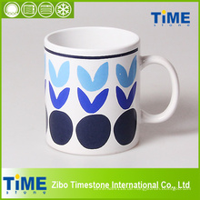 Große Porzellantassen mit Henkel für Kaffee (CM612060)
