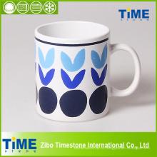 Большие фарфоровые кружки с ручкой для кофе (CM612060)
