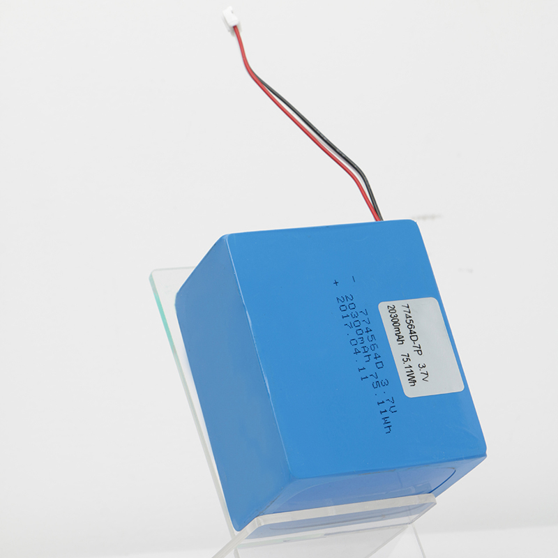 774460 3 7v 20300mah Low Temperature Lipo