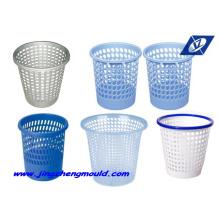 Molde plástico de la papelera de la materia plástica