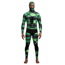 Seaskin Full Protect Wetsuit de caça submarina de neoprene de 3 mm