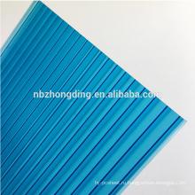 4мм/6мм/8мм/10мм/12мм/16мм цветные полый лист поликарбоната для Толя