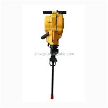 Hand Held Gasoline concrete rock drill Machine / Rock Drilling Tool