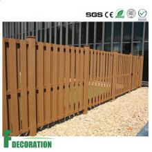 WPC Wood Plastic Composite Waterproof Anti-UV Railing for Garden Decoration