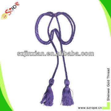 строка кисточкой/кисточкой подхваты для штор/органза сумки с кистями