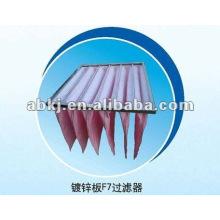 F7 Pocket Filterf 7 air filter