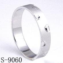 Bijoux fantaisie Bague de mariage 925 en argent (S-9060)