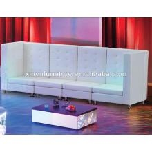 High back cuboid wedding sofa furniture XY0319