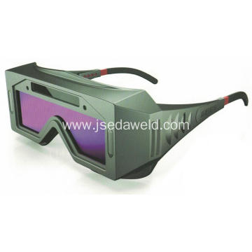 TX-013 Solar automatic dimming glasses
