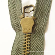 #5 Heavy Duty Metal Zipper for Garments
